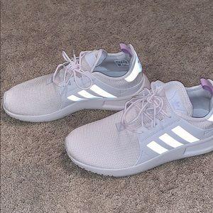 Adidas shoes  ortholite girls size 6